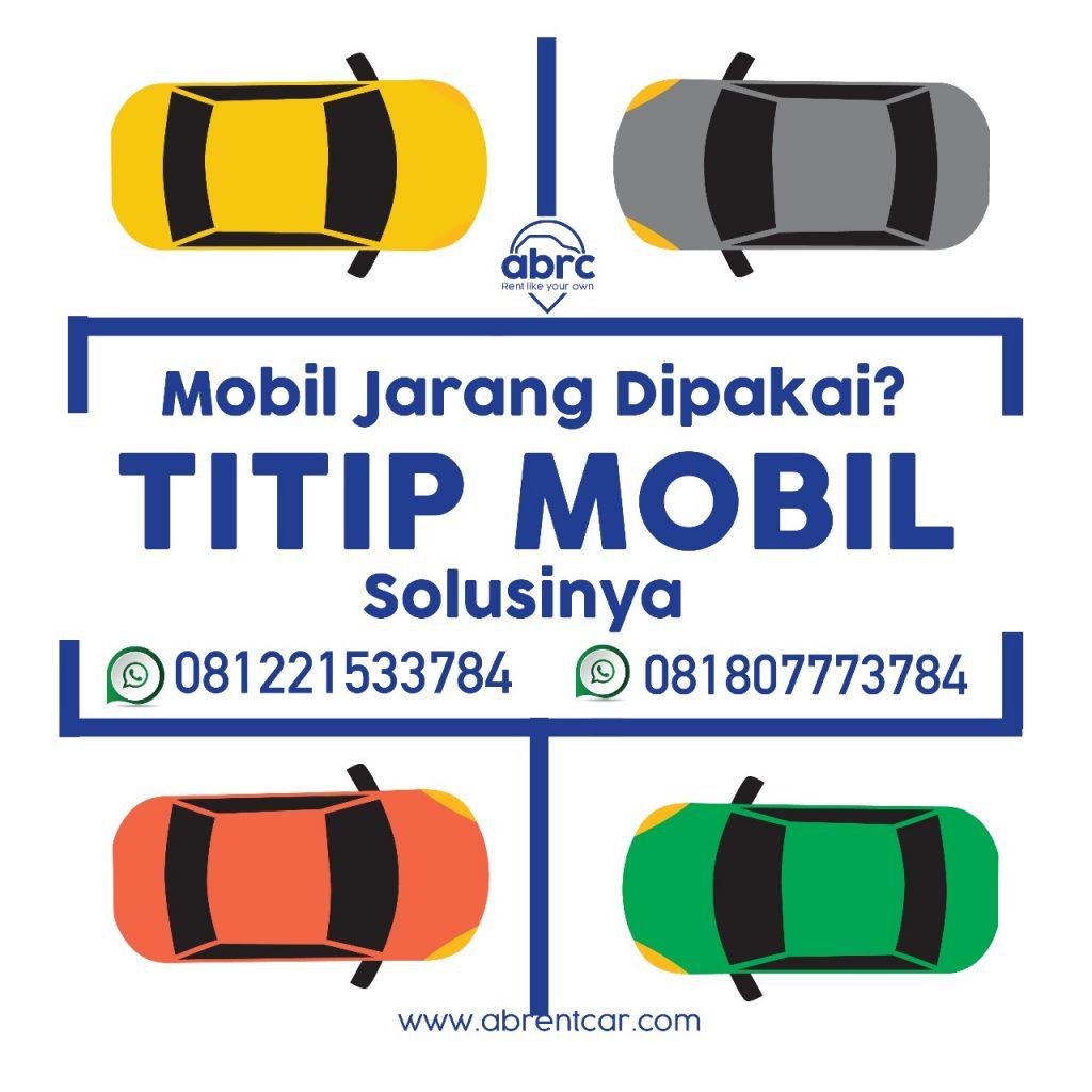 pendapatan titip mobil rental